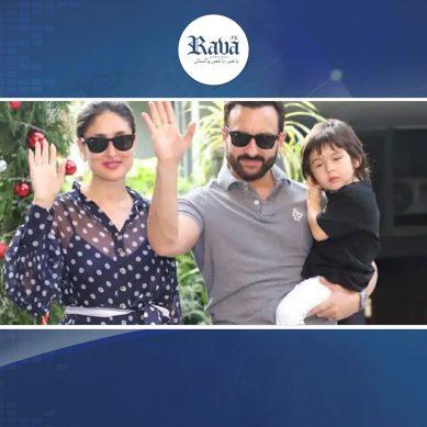انتہا پسند بھارتی سیف علی خان اور کرینہ کے بچے کے پیچھے پڑ گئے۔۔