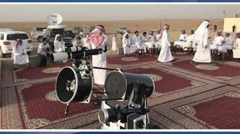 سعودی عرب میں رمضان المبارک اور عیدالفطر کا چاند کب نظرآئے گا؟