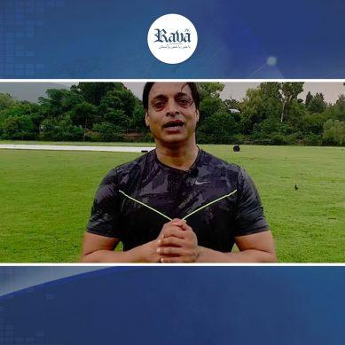 سابق فاسٹ بالر شعیب اختر نے بھارتیوں کو آڑے ہاتھوں لے لیا