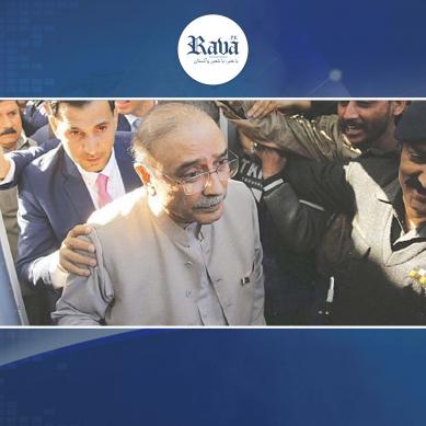 سابق صدر آصف علی زرداری نے بھی کورونا کا بچاو کرلیا ۔۔