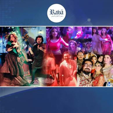 پاکستانی فنکاروں کے بھارتی گانوں پر رقص ،یہ کھلا تضاد نہیں ۔۔؟