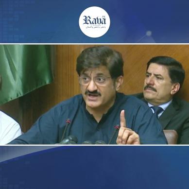 کورونا کی تیسری لہر : وزیر اعلی سندھ کی لاک ڈاون کی تجویز