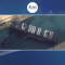 نہر سوئز میں پھنسا دیوہیکل بحری جہاز ، سوشل میڈیا پر بھی اسکی دھوم