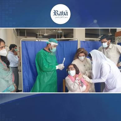 سندھ میں کورونا ویکسین کا دوسرا مرحلہ شروع
