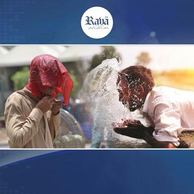کراچی میں پہلا ہیٹ ویو الرٹ: گرم موسم سے بچاؤ کیلئے ضروری ہدایات