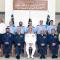 سربراہ پاک بحریہ کا پی اے ایف ایئر وار کالج انسٹیٹیوٹ کا دورہ