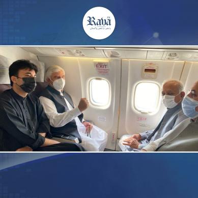 پاکستان کا امن سلامت رہے سوات ایئر پورٹ کمرشل آپریشن بحال