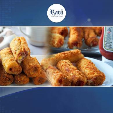 رمضان پکوان : افطار میں بنائیں آج لزیز بریڈ رول ۔۔