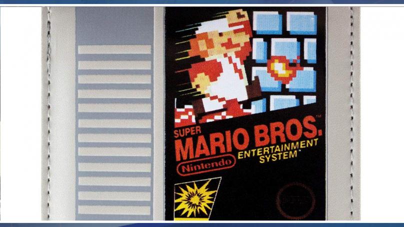 سپر ماریو برادرز کی 35 سال پرانی گیم کارٹریج کروڑوں روپے میں نیلام۔۔