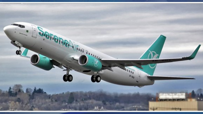 نجی ایئر لائنکےطیارے کی کراچی میں ہنگامی لینڈنگ ،اسد عمر بھی سوار تھے۔۔