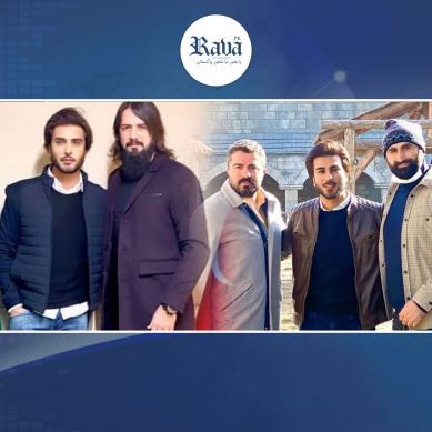 ترک حکومت نے اداکار عمران عباس کو خیرسگالی سفیر مقرر کردیا۔۔