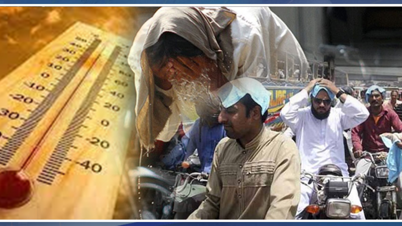کراچی والوں کے لیے شدید گرمی کی وارننگ جاری ۔۔