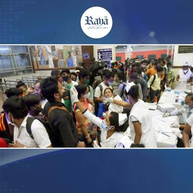 دنیا میں کورونا وائرس سے متاثر ہر 6 میں ایک بھارتی مریض