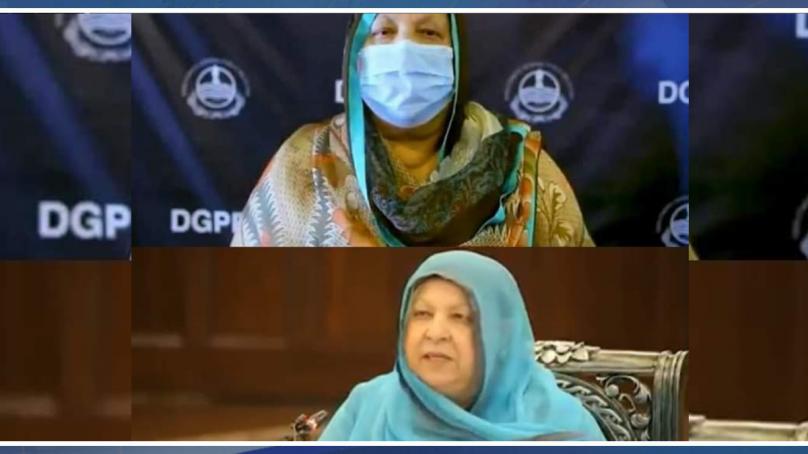 کینسر میں مبتلا یاسمین راشد کے مثالی کردار پر عوام کا خراج تحسین