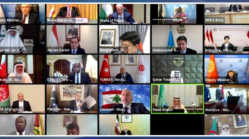 اسلامی تعاون تنظیم کا ہنگامی اجلاس، اسرائیل کے خلاف ردعمل