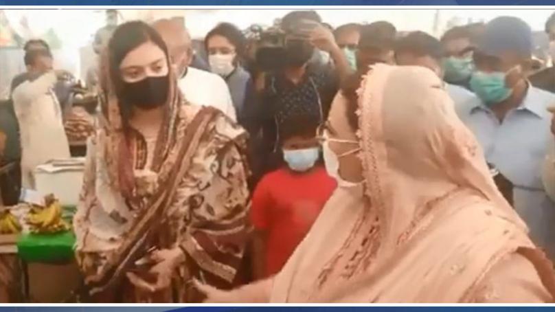 آپ کی حرکتیں نہیں ہیں اے سی والی:ٹوئٹر پر فردوس عاشق اعوان کی ویڈیو پر ہنگامہ