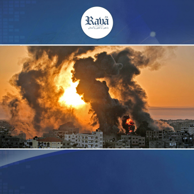 غزہ ایک بار ہھر اسرائیلی حملوں کی لپیٹ میں ۔۔۔