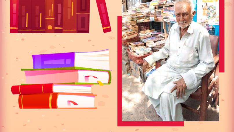 کراچی کی سڑکوں پر علم بانٹتا مسیحا،درد بھری کہانی عبدالحادی کی زبانی