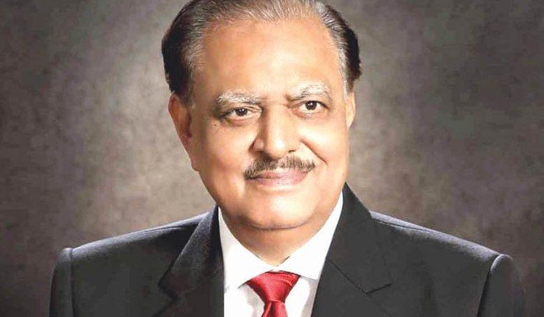 سربراہ پاک فضائیہ کا سابق صدر ممنون حسین کی وفات پر اظہار تعزیت