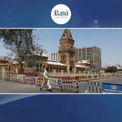 کورونا:ایک بار پھر لاک ڈاون،کراچی میں ڈیلٹا ویرینٹ پھیلنے لگا ۔۔