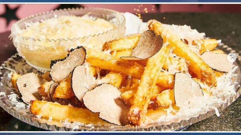 دنیا کے مہنگے ترین فرنچ فرائز کی قیمت کیا ہے؟؟