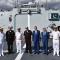 پی این ایس ذوالفقار کا روس کی بندرگاہ سینٹ پیٹرزبرگ کا دورہ