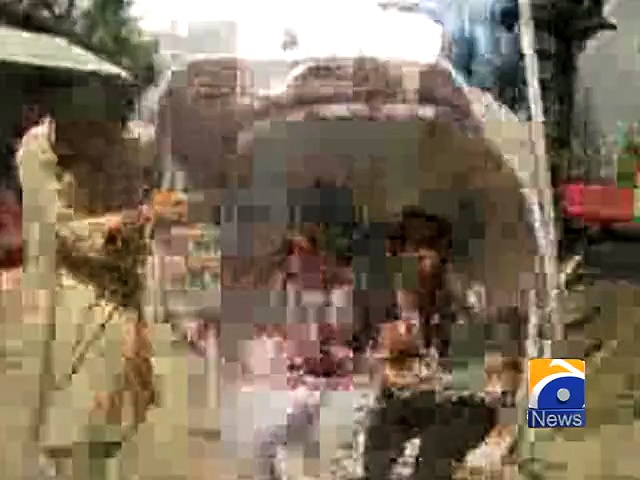 More than 100 tourists stuck midair in cable car in Muree