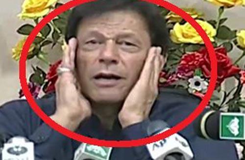 Imran Khan press