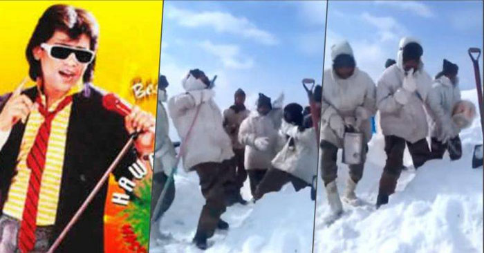 Indian Army Viral Video