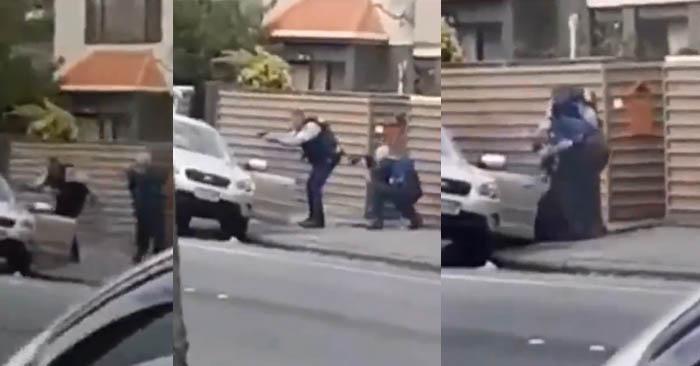 arrest nz