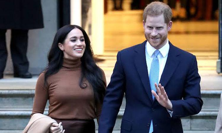 Prince Harry Meghan to step back as senior royals 1