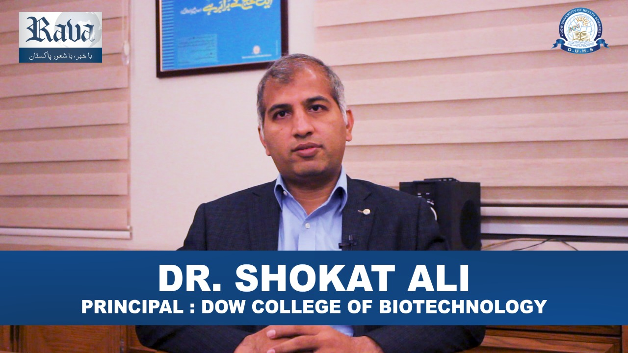 Dr Shokat Ali