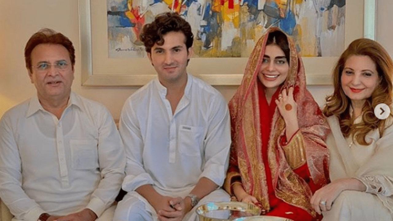 sadafkanwal married web