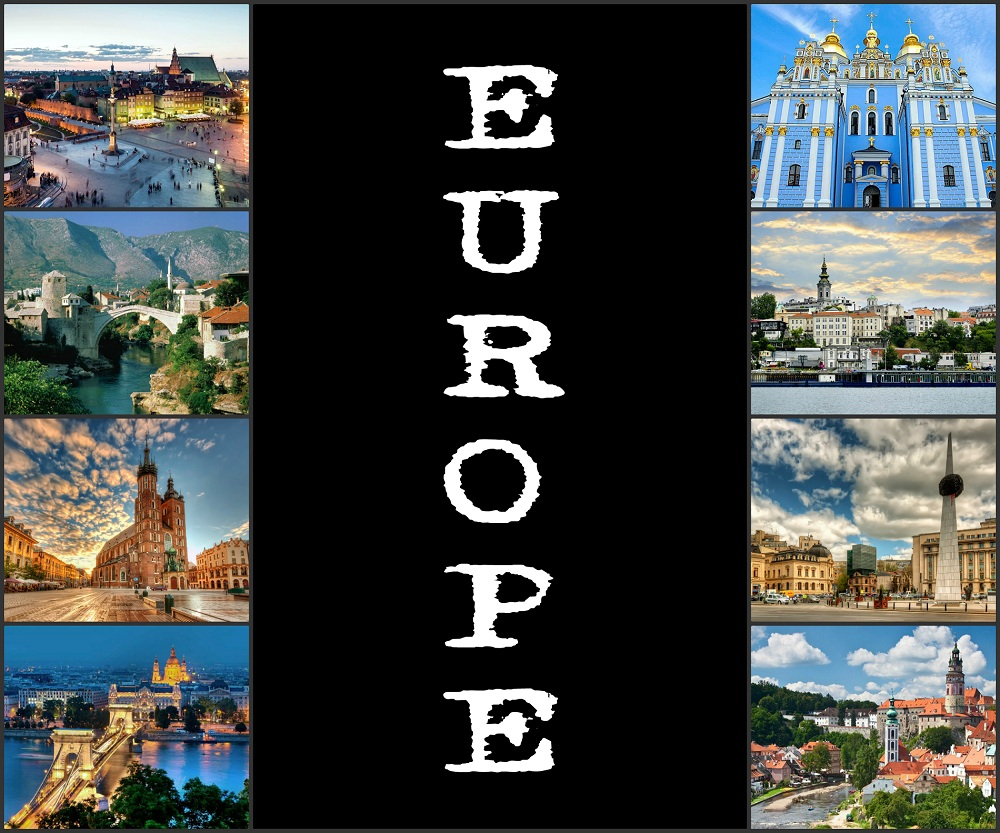 TOP 10 AFFORDABLE COUPLE SUMMER HOLIDAYS IN EUROPE