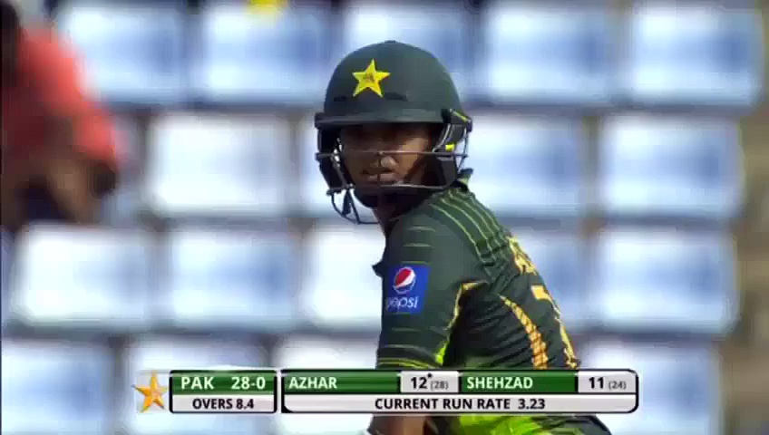 2nd ODI: Another brilliant knock by skipper Azhar Ali