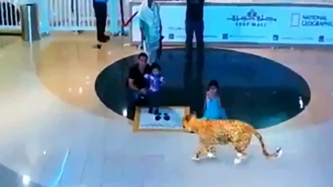 7D Hologram: Breathtaking show of technology in Dubai