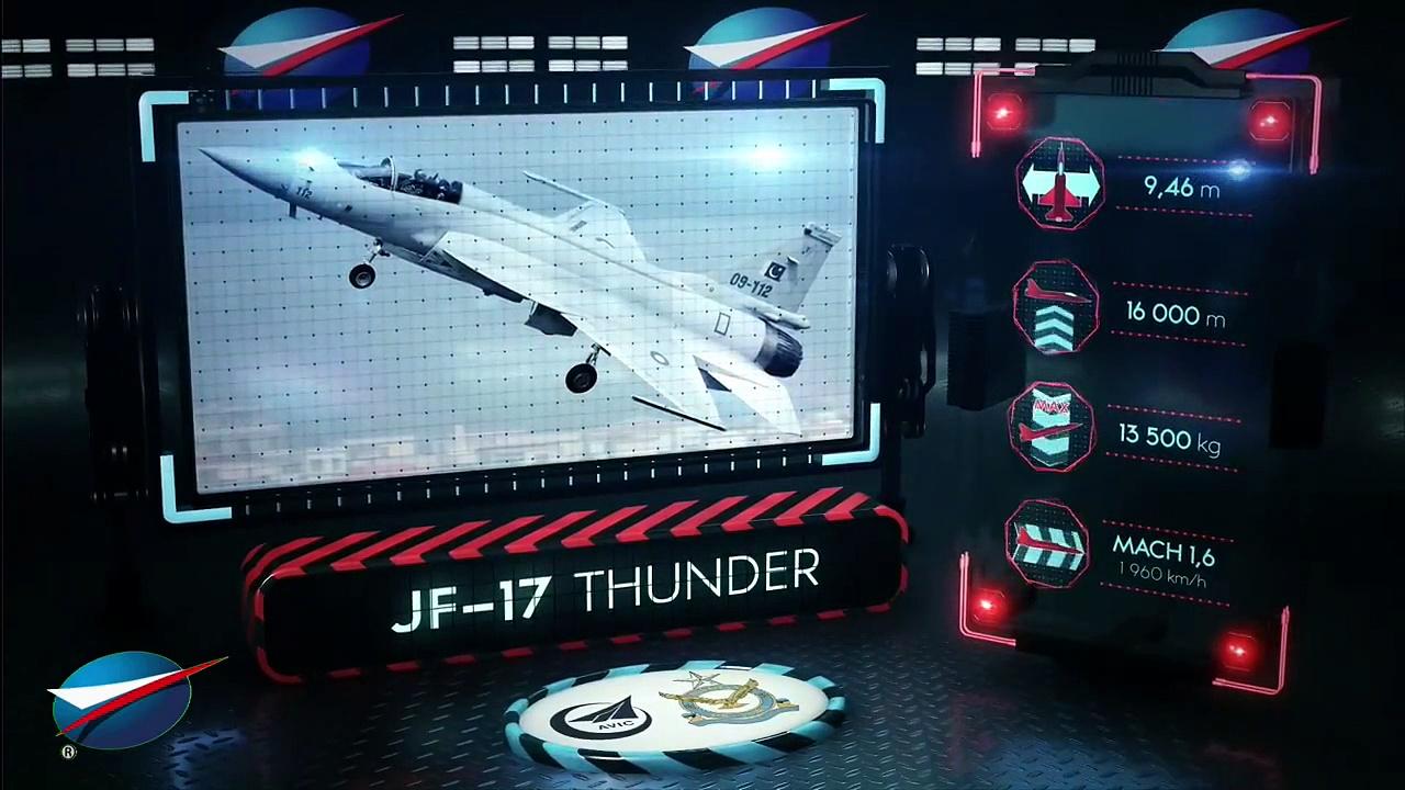 JF-17 thunder making us proud over skies of paris!!