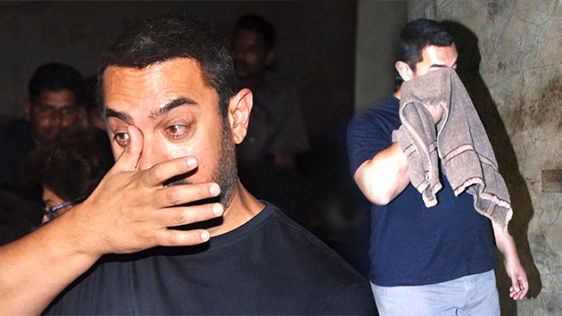 Salman Khan's Bajrangi Bhaijaan makes Aamir Khan cry