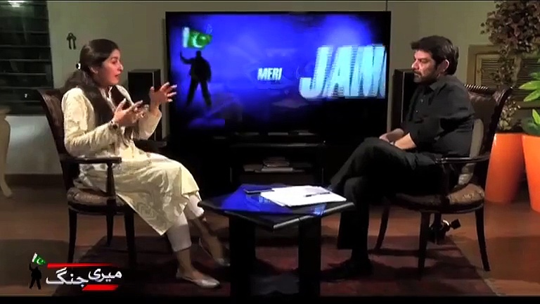 Shahista Lodhi breaks into tear in an interview with Lucman