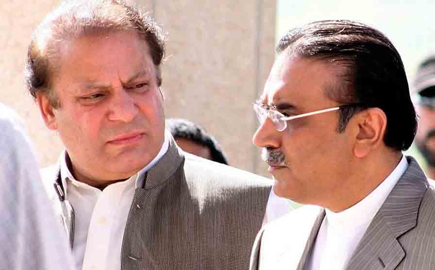 Asif Zardari warns PML-N for practicing politics of revenge