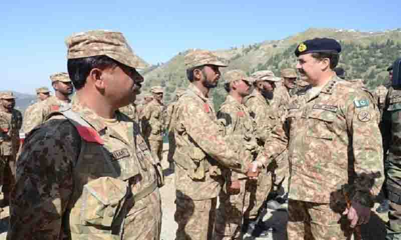 COAS in Shawal to review progress in Zarb-e-Azb