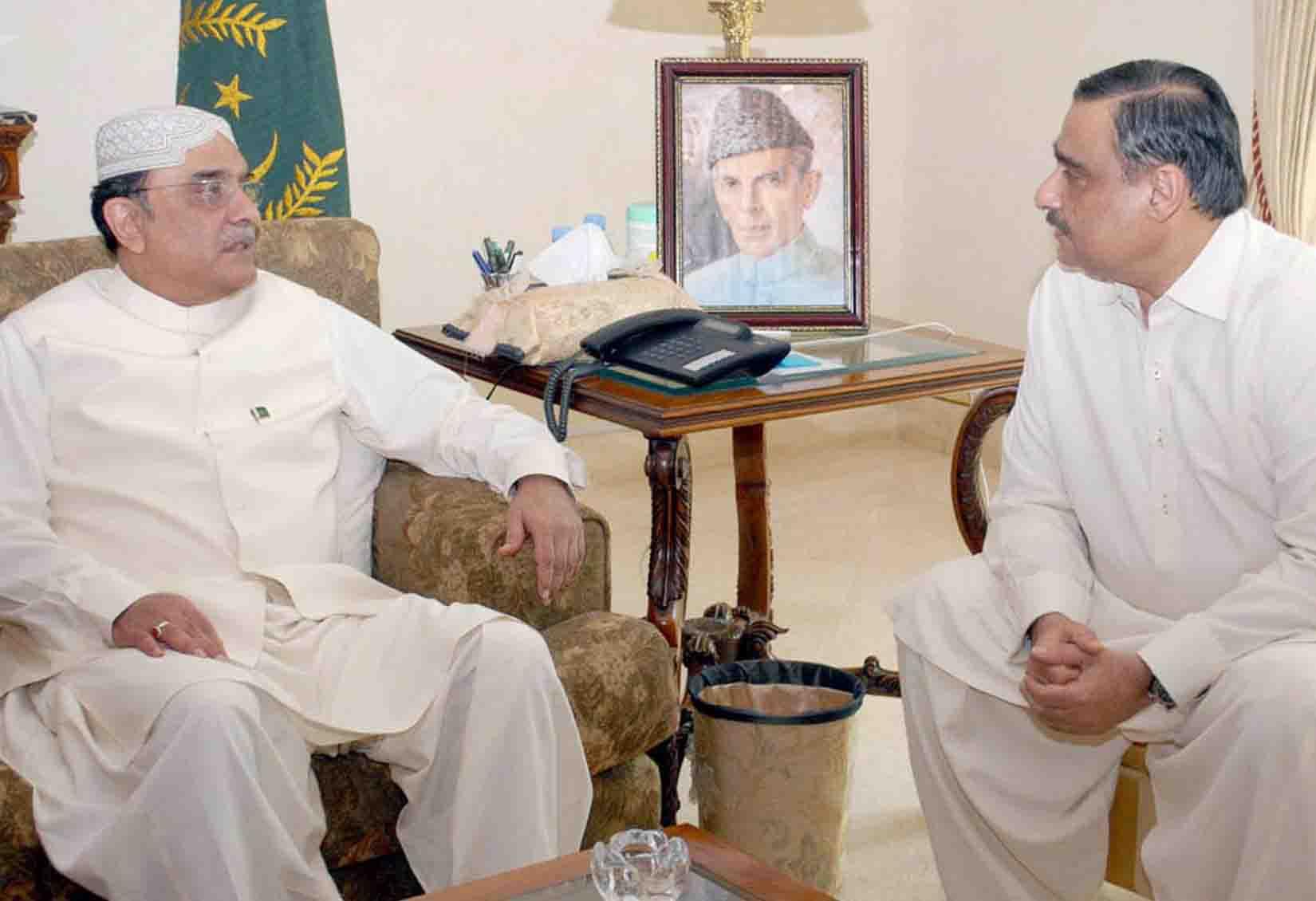 NAB questions close ally of Asif Zardari, Dr Asim Hussain