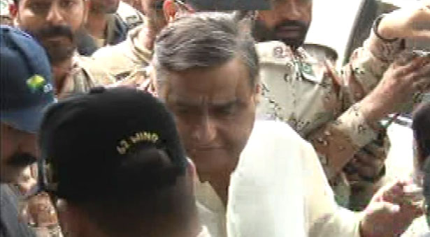 Dr.Asim Hussain handed over to Rangers on 90 days remand