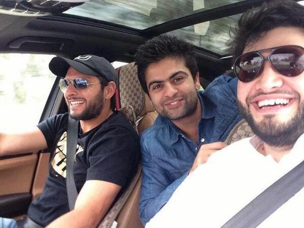 Shahid Afridi reveals Ahmed Shahzad's marriage plan