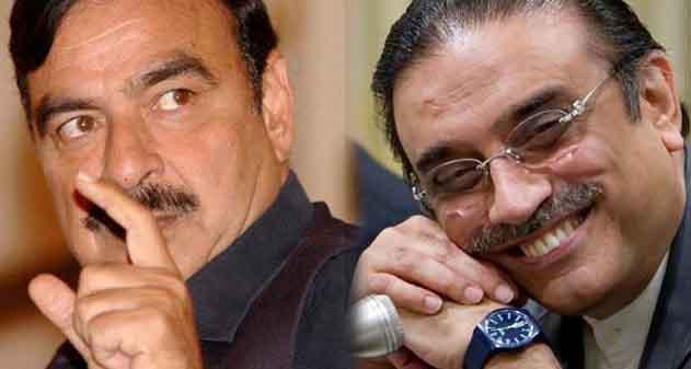 Zardari, PPP will be taken to task soon, predicts Sheikh Rasheed