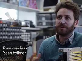 TRANSFORM – MIT converts still furniture to a dynamic machine