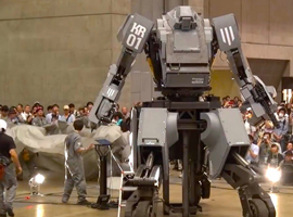 Ten Incredible Robots