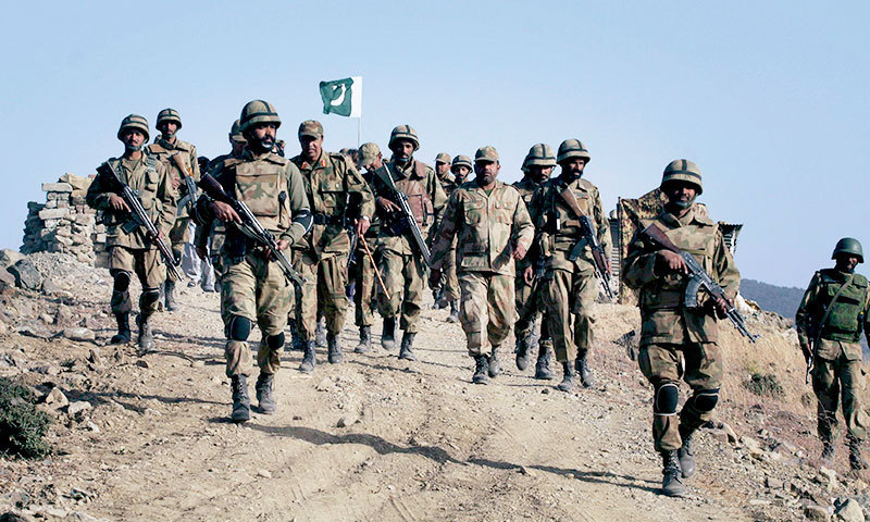 Pakistan's efforts for peace: Fight Against Terrorism