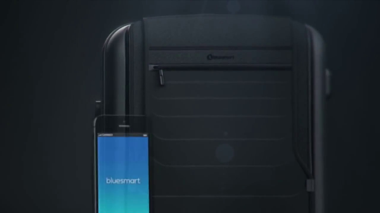 Bluesmart – Smart Suitcase