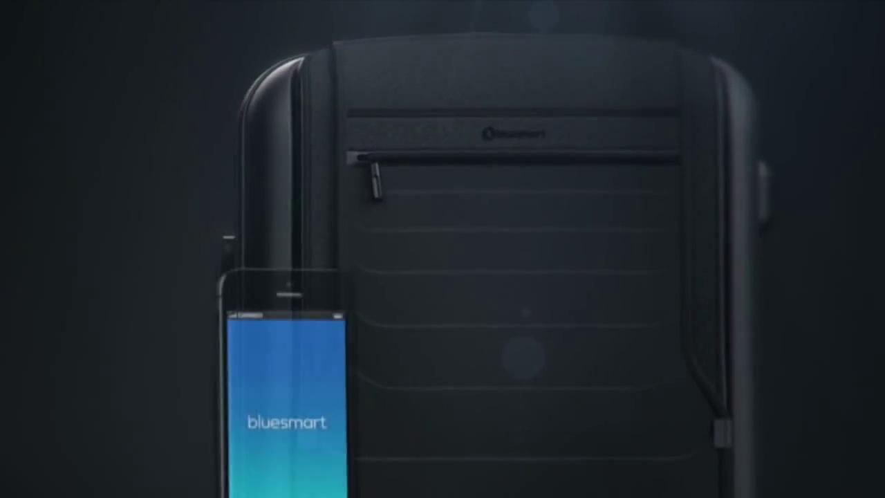 Bluesmart – Smart Suitcase